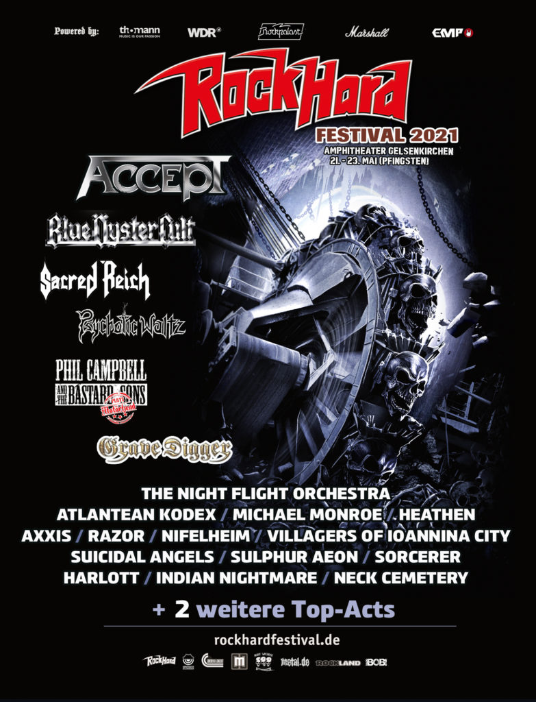 Rock Hard Festival | Fr., 21.- So., 23.05.21