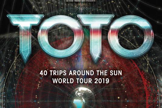 Toto |So., 14.07.19