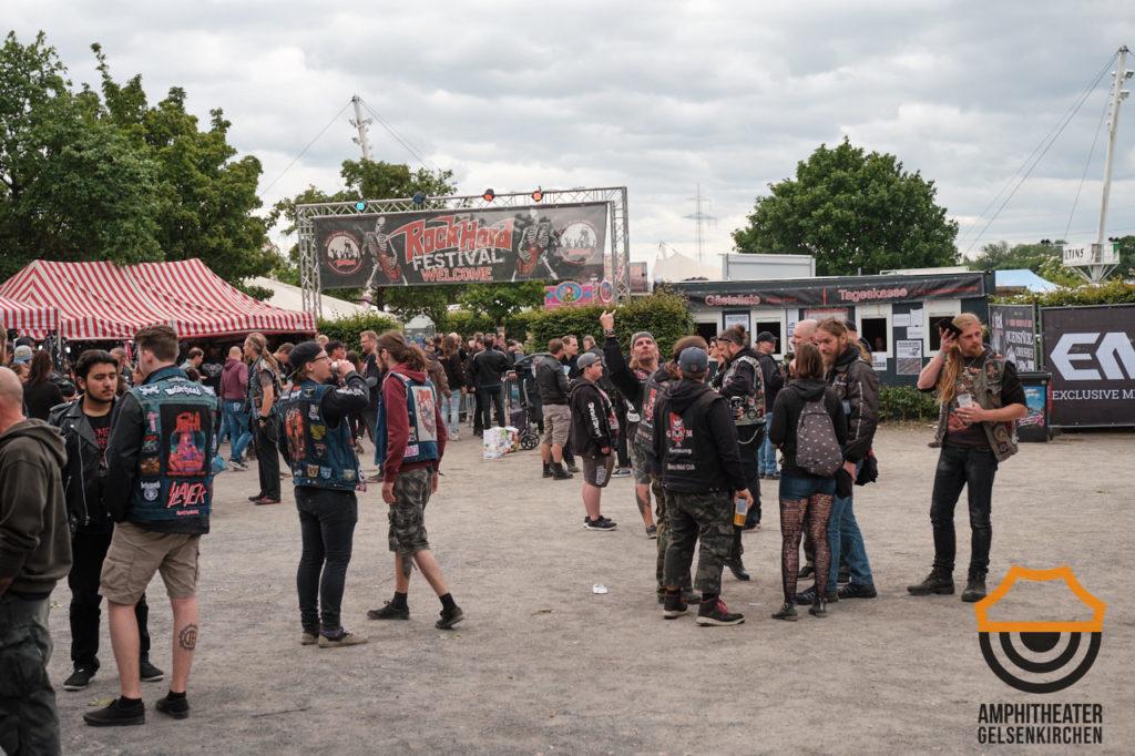 RockHard Festival 2019 – Samstag